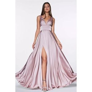 Cinderella Devine | A Line Evening Dress